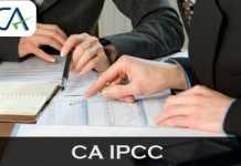 CA IPCC