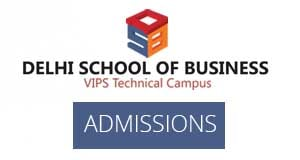 Delhi School of Business Admissions