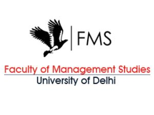FMS Delhi - Faculty of Management Studies