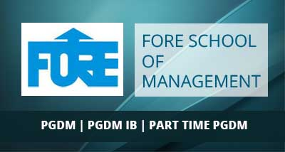 FORE School of Management Admissions