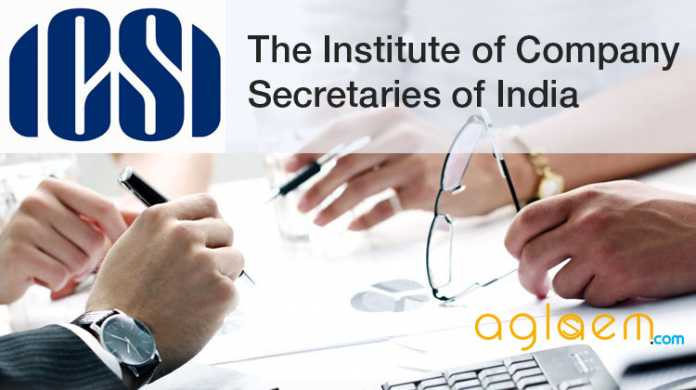 Icsi company secretaries cs foundation jun 2018 aglasem admission icsi cs logo 696x390g malvernweather Gallery