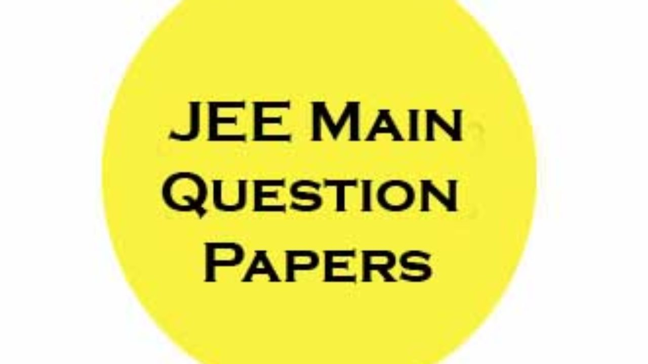 Jee Advanced Previous Year Question Paper Pdf
