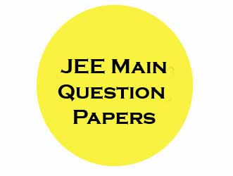 Jee main previous year question papers, answer keys and solutions.
