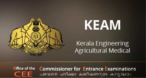 KEAM    Kerala Engineering, Architecture, Medical Entrance Exam   keam  Image