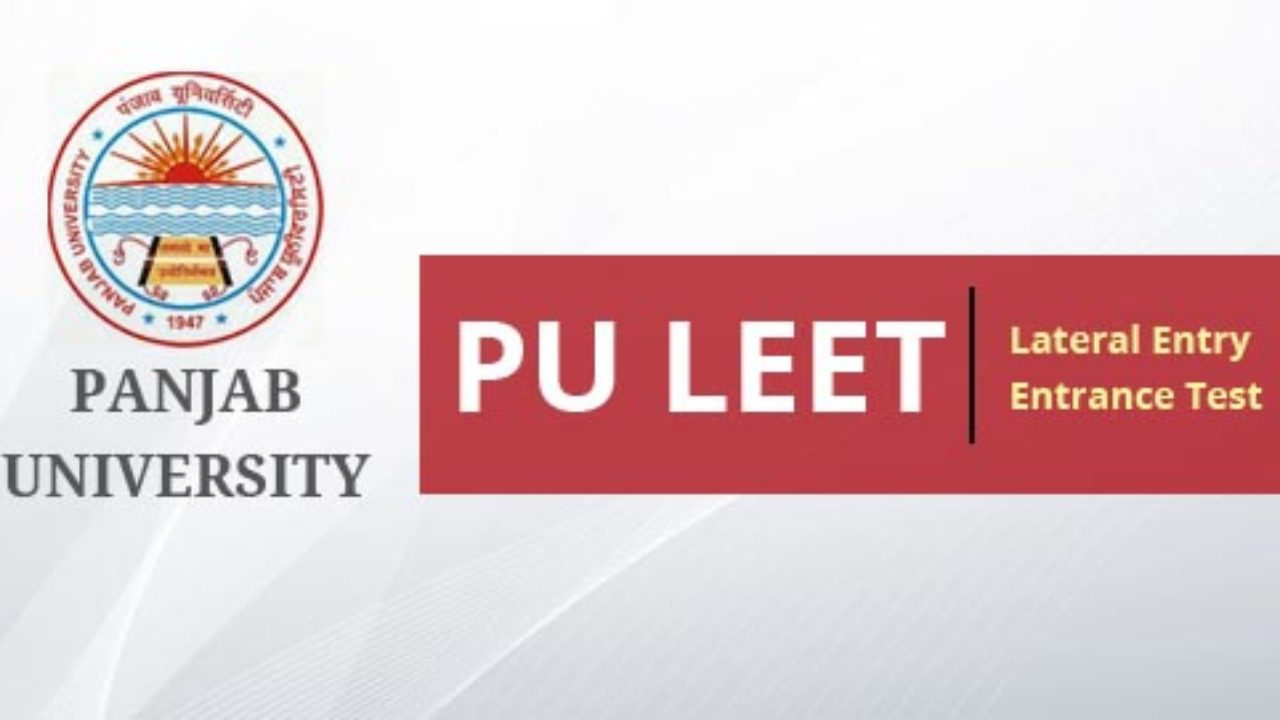 PU LEET Entrance Test | AglaSem Admission