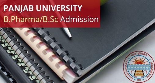 Panjab University BPharma BSc
