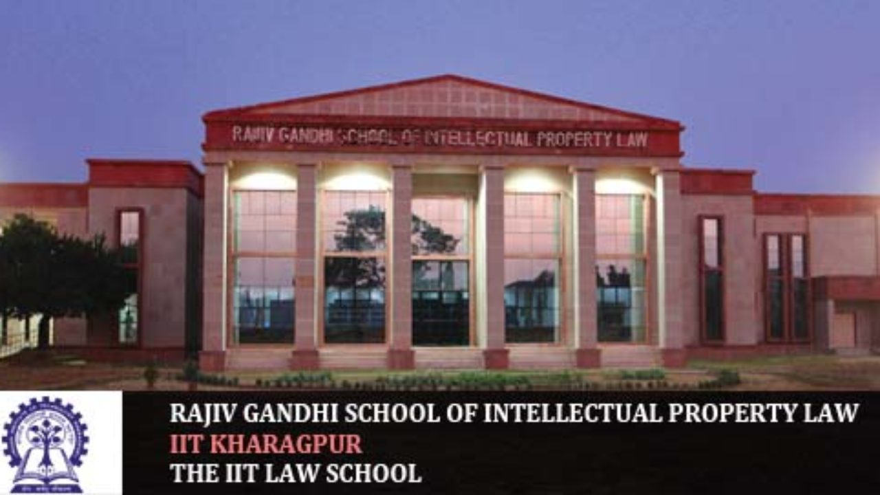 IIT Kharagpur LAW Admission 2019 - Rajiv Gandhi School of