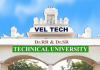 Vel Tech Admission