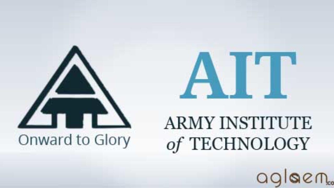 AIT Pune Admission 2019 - Application Form (Available) | AglaSem