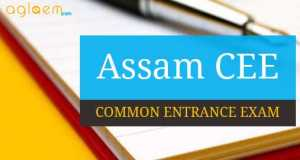 Assam CEE 2016 - Medical and Engineering