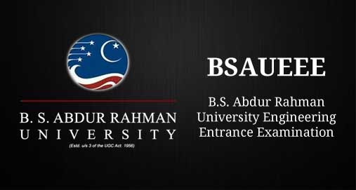 BSAUEEE Engineering Entrance Examination