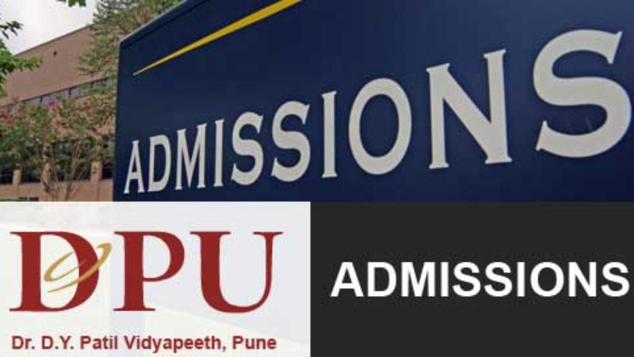 DPU AIAHCET 2019 Admit Card | AglaSem Admission