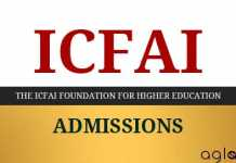 ICFAI Admission The ICFAI Foundation for Higher Education