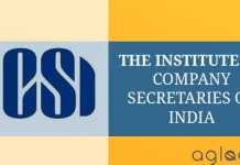 ICSI The Institute of Company Secretaries of India