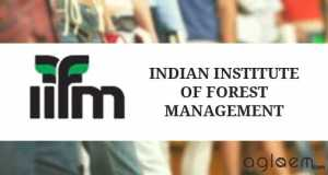 IIFM Indian Institute of Forest Management
