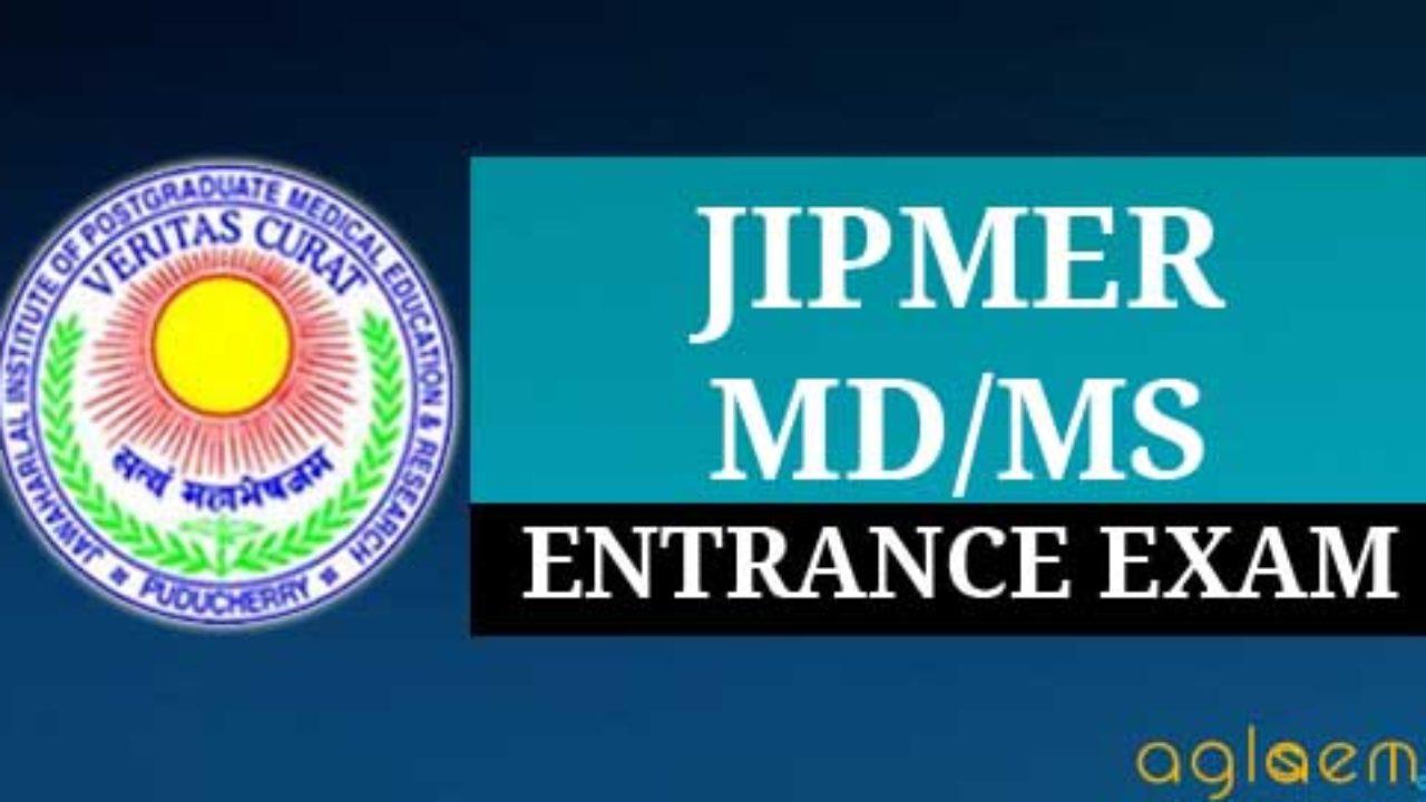 Best Books for JIPMER PG (MD / MS) Entrance Exam   AglaSem Admission