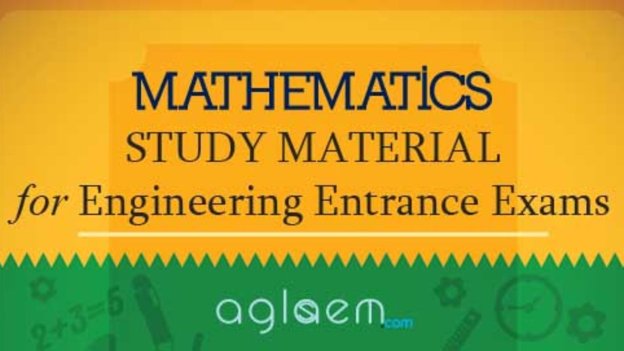 Maths Study Material - Permutation and Combination   AglaSem