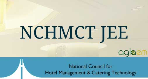 NCHMCT JEE national council for hotel management and catering technology
