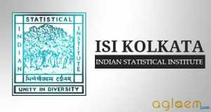 ISI Kolkata Indian Statistical Institute
