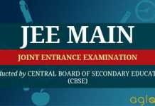 JEE Main Joint Entrance Examination Main