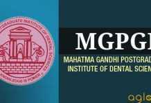 MGPGI Puducherry MAHATMA GANDHI POSTGRADUATE INSTITUTE OF DENTAL SCIENCES