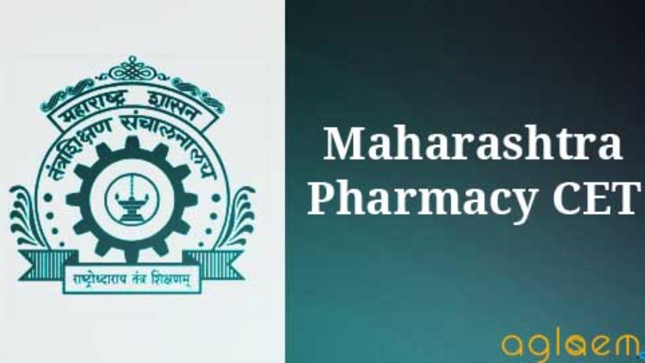 e132d30abd6 Maharashtra Pharmacy Admission 2018