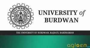 University of Burdwan Admission 2014 in institutes  Category