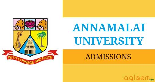 Annamalai University MBBS & BDS Counselling 2015