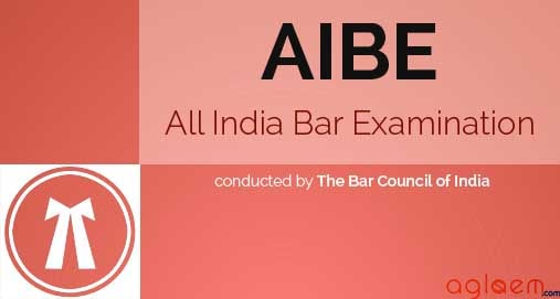 AIBE Previous Year Question Papers | AglaSem Admission