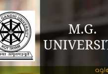 MG University Kottayam