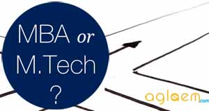 MBA or MTech