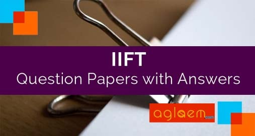 iift mba entrance exam syllabus download question paper with