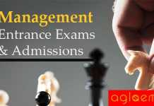 Management MBA Exams and Admissions