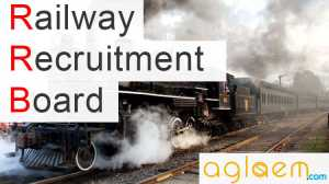 Railway Recruitment Board (RRB) CEN 03/2014 - Apply before Nov 10