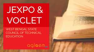 WBSCTE JEXPO and VOCLET Result