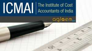 ICMAI - The Institute of Cost Accountants of India