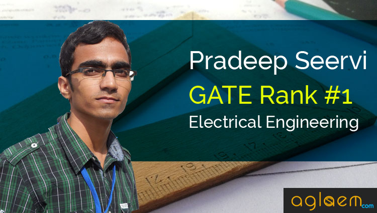 Pradeep Servi GATE Topper Interview