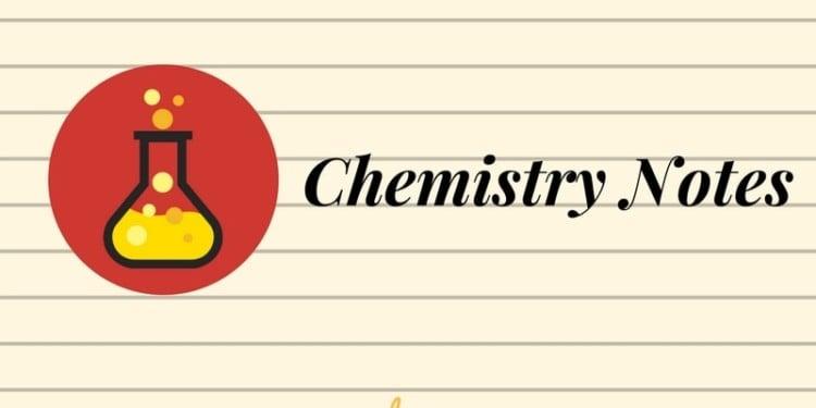 Chemistry Notes, Summary, Important Formula for JEE, NEET | AglaSem