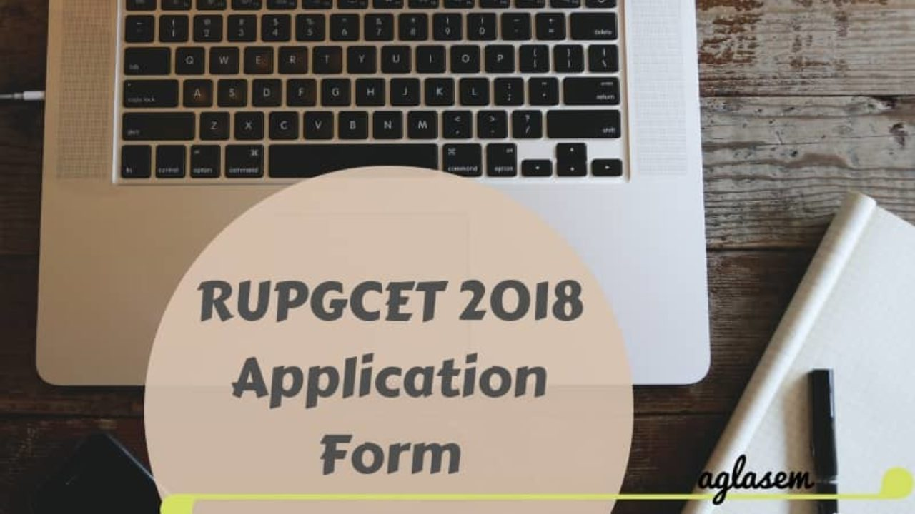 RUPGCET 2019 Application Form - Apply Online for Rayalaseema