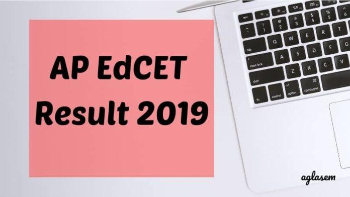 AP EdCET Result 2019 Aglasem