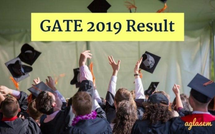 GATE Result 2019 News: GATE 2019 Result (Scorecard Out)