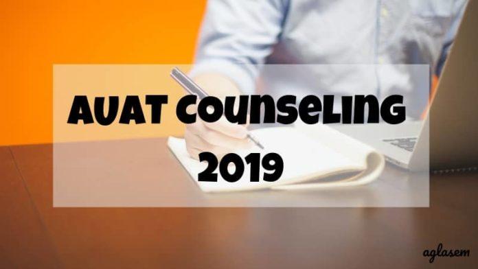 AUAT Counseling 2019 Aglasem
