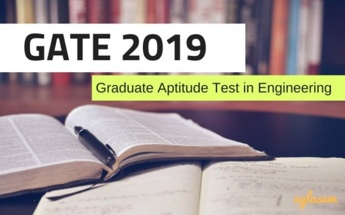 Gate 2019 Result Photo: GATE 2019 Question Papers (Available)