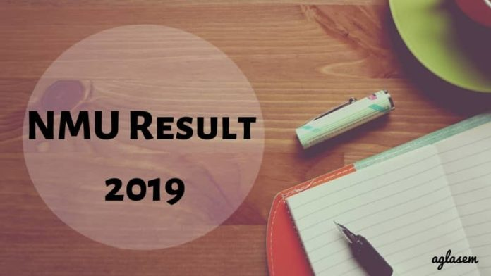 NMU Result 2019 Aglasem