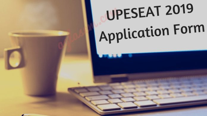 UPESEAT 2019 Application Form