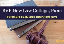 BVP New Law College Pune 2019