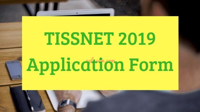 TISSNET 2019 Registration