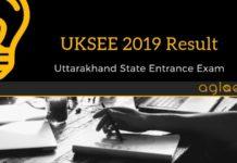 UKSEE 2019 Result Aglasem