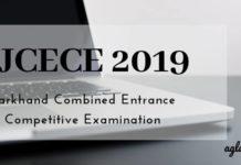 JCECE 2019 Aglasem