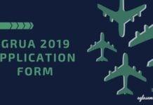 IGRUA 2019 Application Form Aglasem